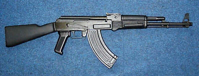 proper position for akm autosear